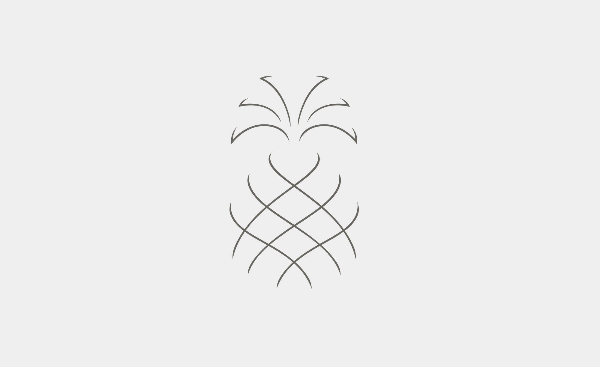 Pineapple concept for Home By Tribal