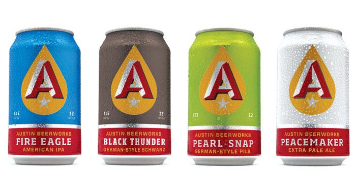 10 coolest craft beer brands - Austin Beerworks