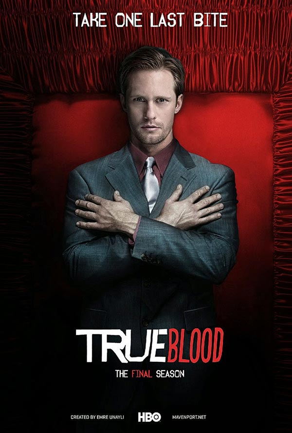 HBO True Blood Eric poster