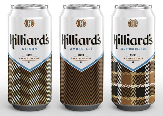 10 coolest craft beer brands - Hilliard's Brewery