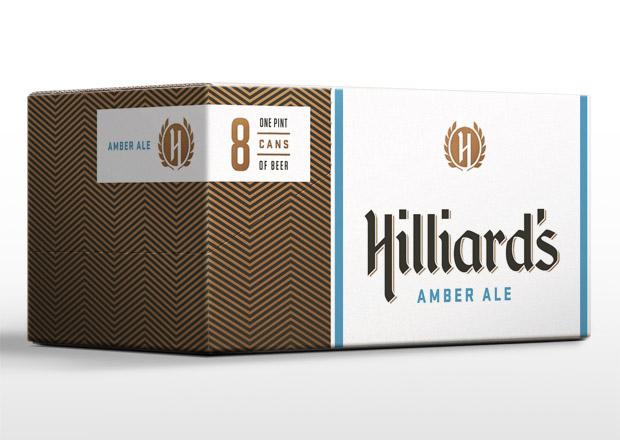 10 coolest craft beer brands - Hilliard's Brewery