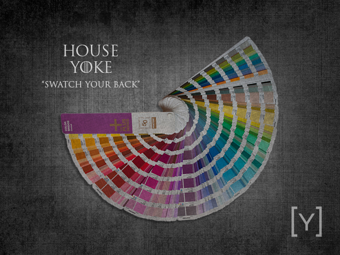 House Yoke - Swatch Your Back