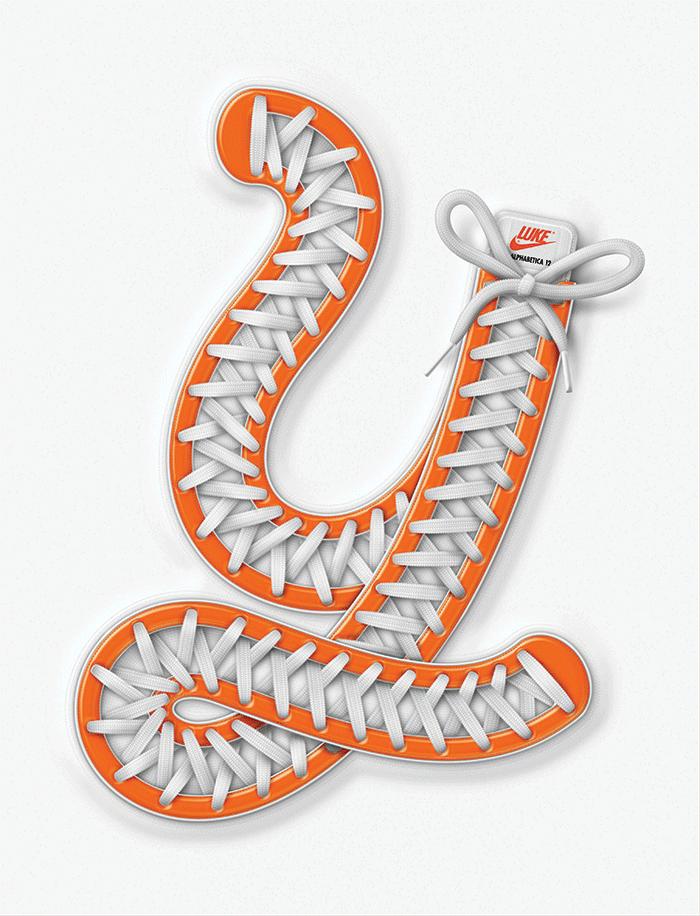 Luke Lucas typography