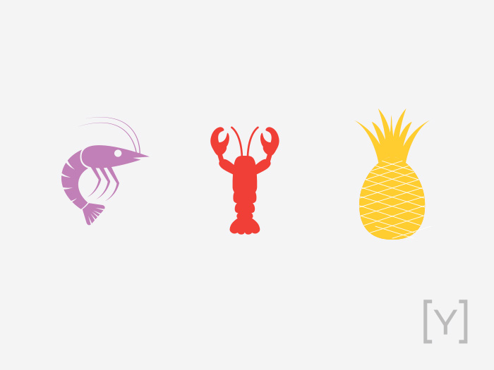 Prawns, lobsters and pineapples – An appreciation of Australian Currency by Yoke