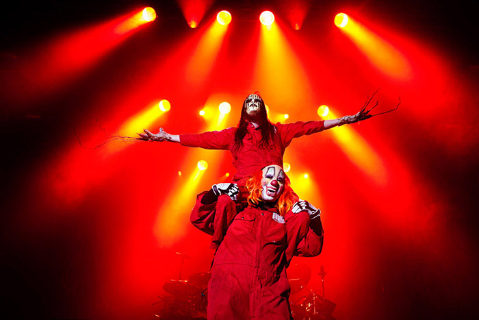 Slipknot by Kane Hibberd