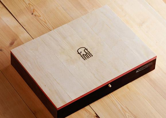 Wine case design