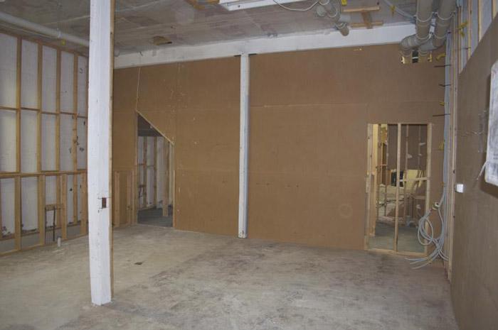 Yoke studio doorways