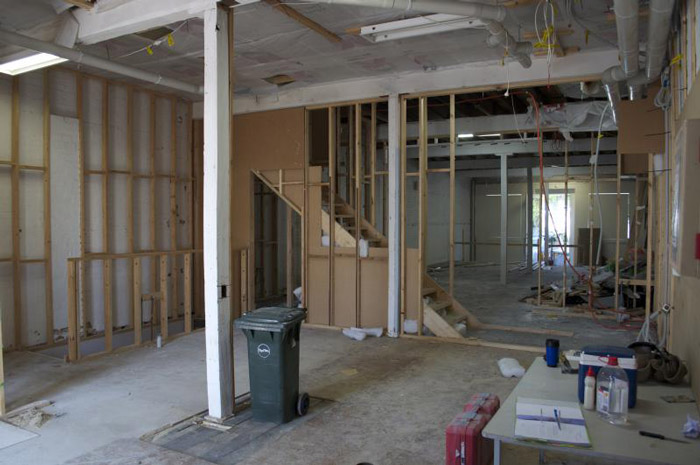Yoke studio redevelopment