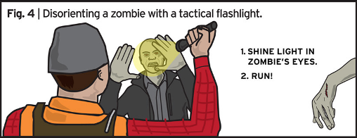REI zombie comic