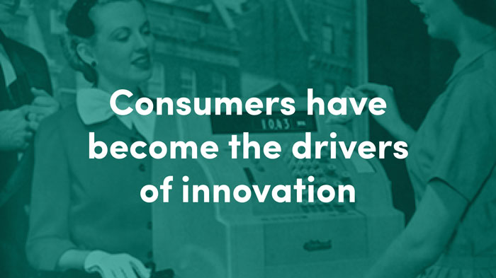 Pause Fest - Digital Business Transformations - Consumers Have Become the Drivers of Innovation