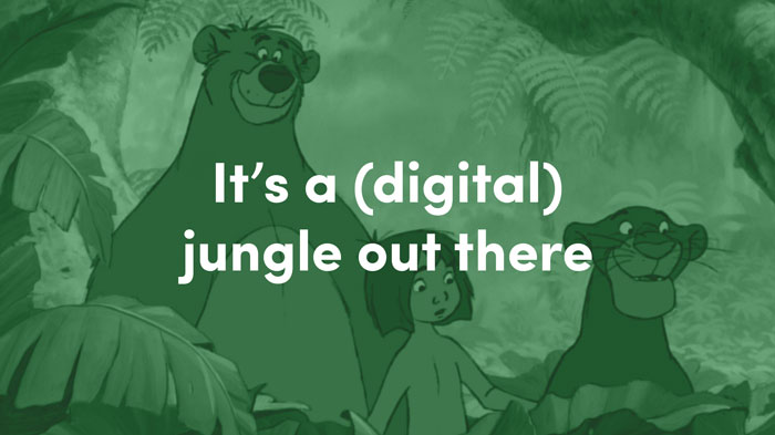 Pause Fest - Digital Business Transformations - It's a Digital Jungle Out There