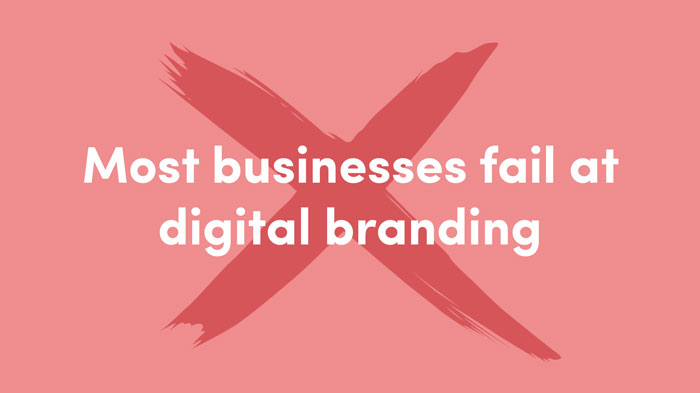 Pause Fest - Digital Business Transformations - Most Businesses Fail at Digital Branding