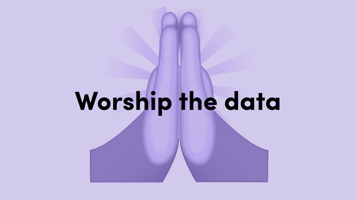 Pause Fest - Digital Business Transformations - Worship the Data
