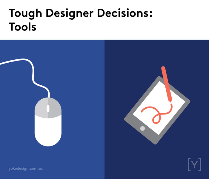 9 Tough Decisions Designers Face Every Day - Tools