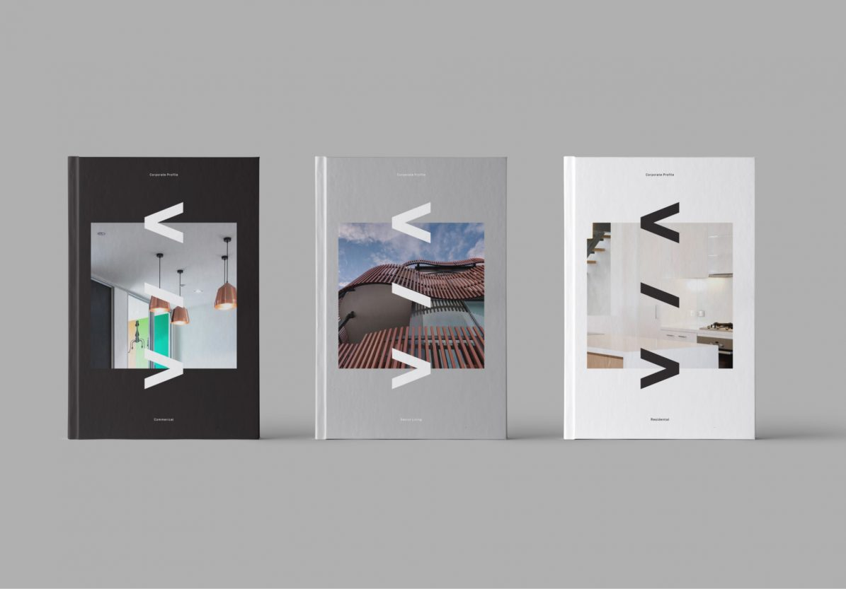 Via architects brand and visual identity project case for Via design architects
